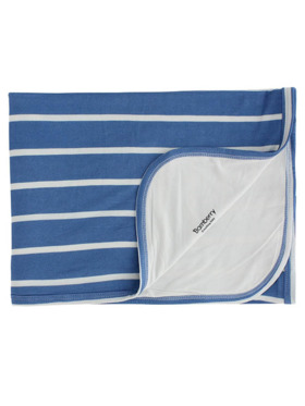 Bamberry Baby Stripes Bamboo Stretch Swaddle