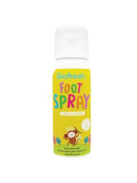 Biofresh Antimicrobial Kids Foot Spray (50ml)