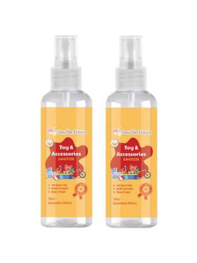 Gentle Mama Toy & Accessories Sanitizer Bundle of 2 (100 ml)