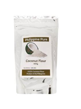 Philippine Pure Coconut Flour (500g)