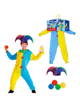 Le Sheng Court Jester Pretend Play Costume