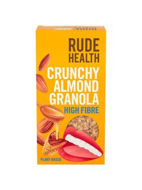Rude Health Crunchy Almond Granola (400g)