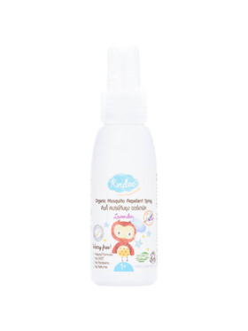 Kindee Organic Mosquito Repellent Lavender Spray (80ml)