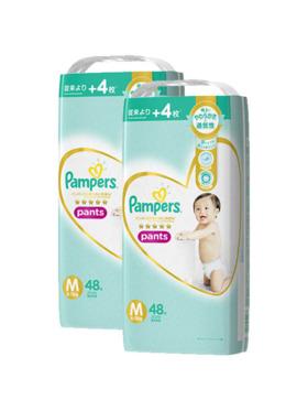Pampers Premium Care Pants Medium 2-Pack (48 pcs) - Subscription