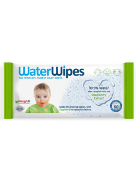 WaterWipes WaterWipes Soapberry (60s)