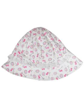 Sanrio (Hello Kitty) Bouncy Collection - Bonnet/Cap