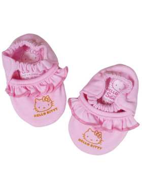 Sanrio (Hello Kitty) Bouncy Collection - Booties (1 pair)