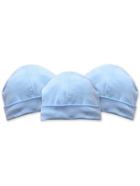 Cotton Stuff Cap (3pcs)