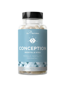 Eu Natural Conception Dietary Supplements