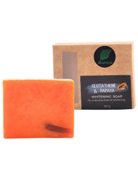 Zenutrients Glutathione & Papaya Whitening Soap (100g)