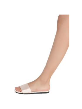Amelia Sleepwear Greta Satin Slip-On