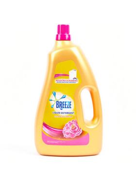 Breeze Liquid Detergent With Rose Gold Perfume (2.9L)