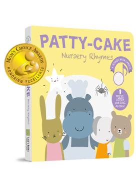 Cali's Book Patty Cake Musical Book