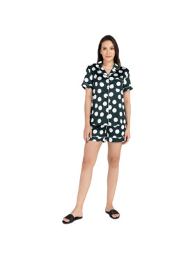 Amelia Sleepwear Rosie Silk Shorts Set