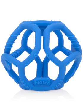 Nuby Tuggy Silicone Teether Ball