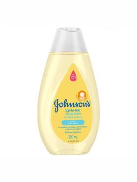 Johnson's Top-to-Toe Baby Bath (200ml)