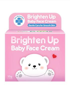Tiny Buds Brighten Up Baby Face Cream (30g)