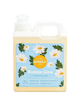 All Things Bubbly Bubble Glow Dishwashing Soap (500ml)
