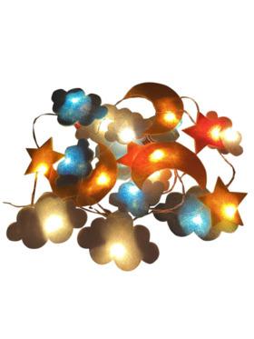 Hamlet Kids Room Callaphe Night Sky String Lights