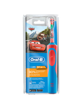 Oral-B Cars Vitality Electric Toothbrush Handle