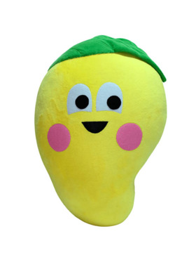 Plush and Play Mangga Young Plush Toy