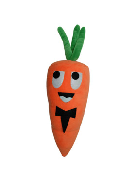 Plush and Play Noli De Carrot Plush Toy