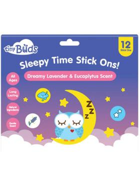 Tiny Buds Sleepy Time Stick Ons