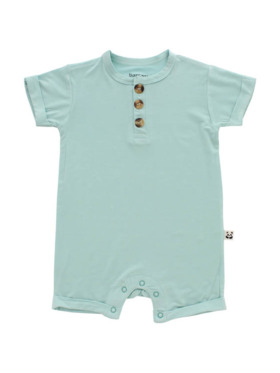 Bamberry Baby Button Down Romper