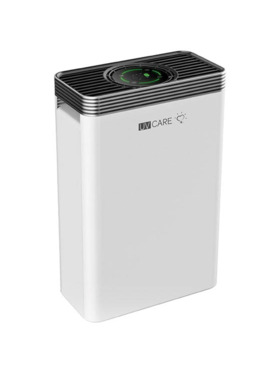 UV Care Clean Air Purifier With Medical Grade H13 Filter & UV Germicidal Lamp