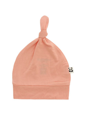 Bamberry Baby Knotted Hat (For Bamboo Footed Romper Set)