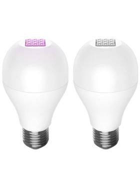 SunClean Lighting LED UV Disinfecting Bulb Light A60 (2pcs)