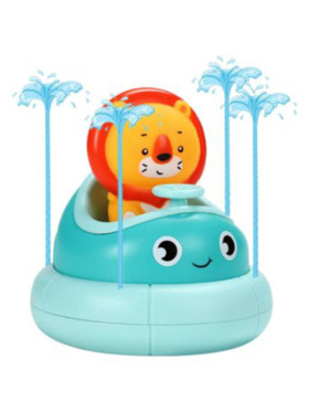 Little Bessn Lion Cup Bathub Toy