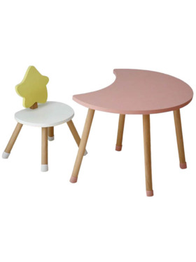 Hamlet Kids Room Lunella Kids Table and Chair Set