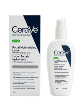 CeraVe PM Facial Moisturizing Lotion (89mL)
