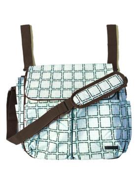 Bebe Chic Squircle Diaper Bag