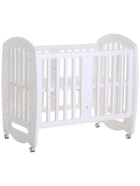 Cuddlebug Ashley 2in1 Mini Crib