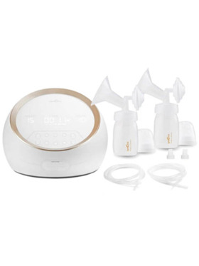 Spectra Dual S Hospital-Grade Double Electric Breast Pump