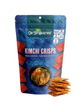 Oh So Healthy! Kimchi Crisps (120g)
