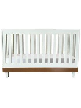 Cuddlebug Madison 3in1 Convertible Crib