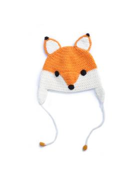 LittleDeity.PH THE HERD Fox Baby Beanie