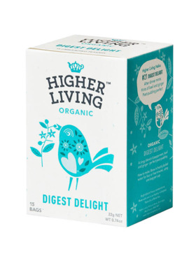 Higher Living Digest Delight 15 bags (22g)