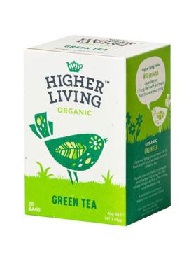 Higher Living Green Tea 20 bags (40g)
