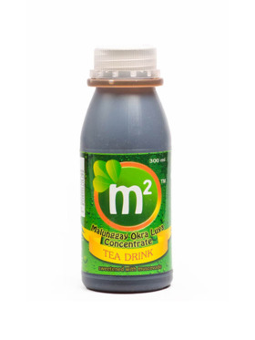 Naturearth M2 Tea Drink with Malunggay Okra and Luya CONCENTRATE ( 300ml)