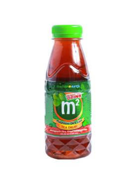 Naturearth M2 Tea Drink with Malunggay Okra and Luya READY TO DRINK ( 320ml)
