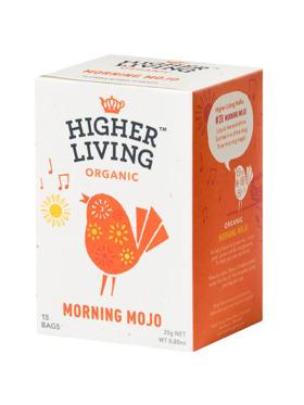 Higher Living Morning Mojo 15 bags (25g)