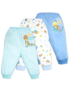 Cotton Stuff Precious Moments Too Cute Collection Pajama Pants 3pc (Boy)