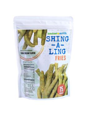Naturearth Malunggay Shing-a-Ling (Sour Cream Flavor) 75g