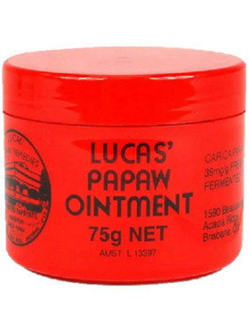 Lucas Papaw Soothing Ointment (75g)