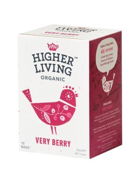 Higher Living Very Berry 15 bags (33g)