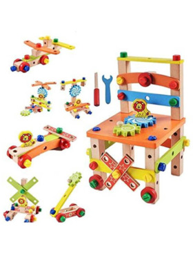 Hungry Hippo PH Wooden Work Bench
